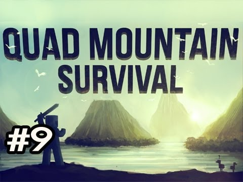 Minecraft Quad Mountain Survival w Nova Ep.9 THE WORST THING THAT COULD HAPPEN