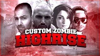 Zombie sur Highrise avec PinkGeek, LoKoAmA et Belogoal