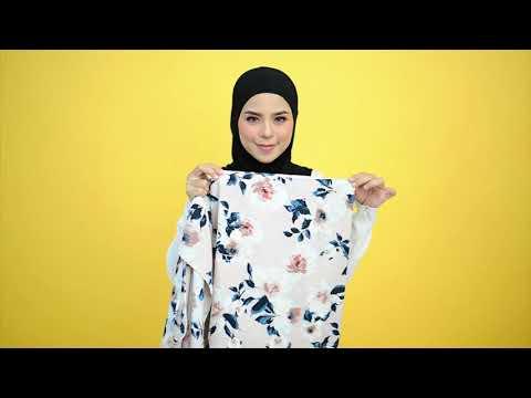 Xxx Mp4 Benang Hijau Hijab Tutorial Nadeera Printed September 1 3gp Sex