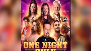 WWA One Night Only 2016