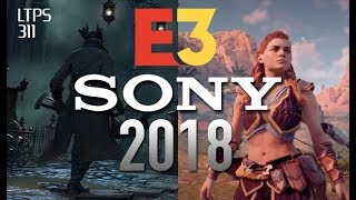Sony E3 2018 Rumor: Bloodborne 2 and Horizon 2. Special Blue/Gold PS4 Slim. - [LTPS #311]