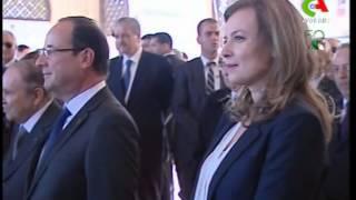 Hollande en algérie petite chanson
