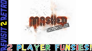 2 Player Funsies: Mashed Fully loaded (PS2)