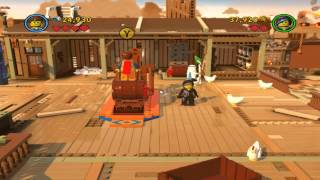 Lego the movie The Game | co-op w/ seby | Ep #4 [RO]