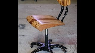 Forme Industrious - Industrial Office Chair Build