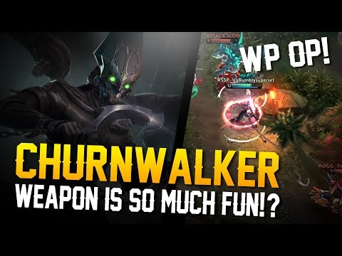 Xxx Mp4 Vainglory Gameplay Episode 331 WP CHURN IS OP Churnwalker WP Jungle Gameplay Update 2 9 3gp Sex