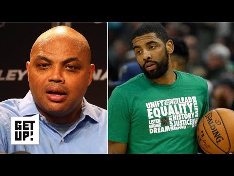 Charles Barkley on the Lakers' 'screwed up' season Kyrie Irving looking 'miserable' Get Up