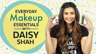 Daisy Shah: What's in my makeup bag | Bollywood | Pinkvilla | Fashion