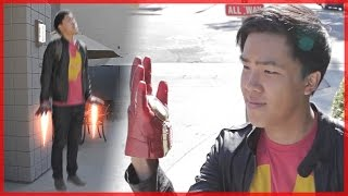 5 Everyday Uses of Repulsor Gloves (Iron Man)