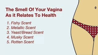 My vagina odor five common vaginal odors explained