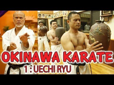 OKINAWA KARATE 1 UECHI RYU KIYOHIDE SHINJO