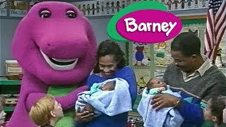 Barney and Friends -- Episode- A Very Special Delivery [aka Families Are Special]