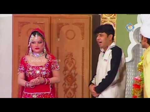 Best Of Iftikhar Thakur and Naseen Vicky New Pakistani Stage Drama Full Comedy Clip