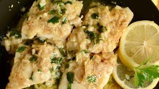 Fish in Lemon Butter Sauce | रेस्टॉरेंट की तरह  टेस्टी फिश को घर पर बनाये | Seafood Recipe
