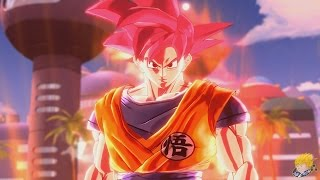 Dragon Ball Xenoverse : All Transformation & Fusion Cutscenes【FULL HD】