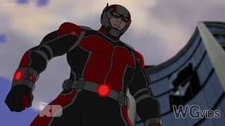 (Gi)Ant-Man