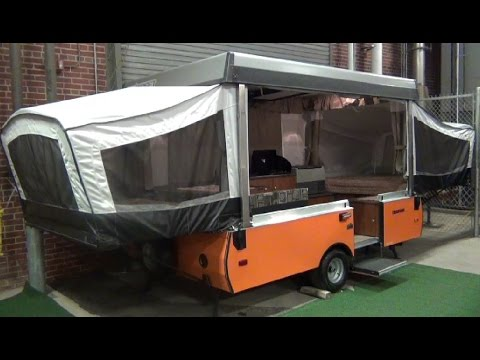 Video Blog 15 | New 2016 Chesapeake Popup Camper | Indiana RV