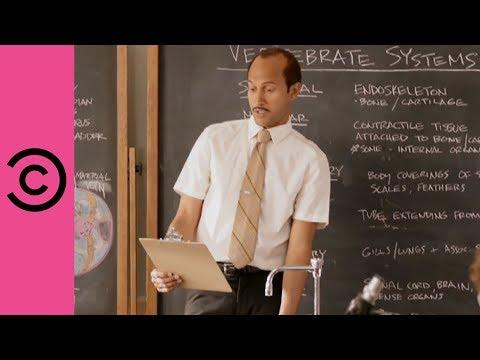 Substitute Teacher Mr Garvy - Key & Peele
