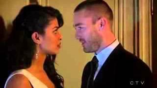 Forced kiss Priyanka chopra Quantico Leaked scene
