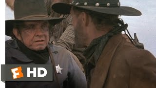 Stagecoach (1/11) Movie CLIP - Sneaking Liquor (1986) HD