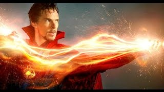 Doctor Strange Trailer [Dark Horse AMV]   Road To Infinity War