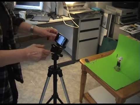 Making Stop Motion,Claymation, Animation