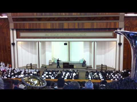 ENSAIO REGIONAL PORTÃO 25 09 2011 HINO 126
