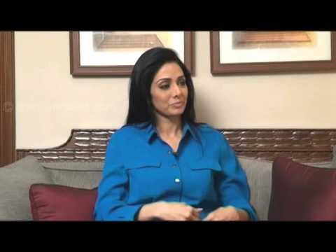 Sridevi Interview by video.maalaimalar.com