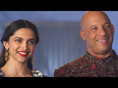 Xxx Mp4 Hot Deepika Padukone With Vin Diesel In Red Sherwani XXX Return Of Xander Cage 3gp Sex