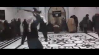مرتزقة داعش يرقصون في حفلات القتل الجماعي