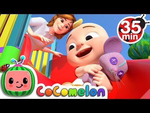 Yes Yes Playground Song More Nursery Rhymes & Kids Songs CoCoMelon