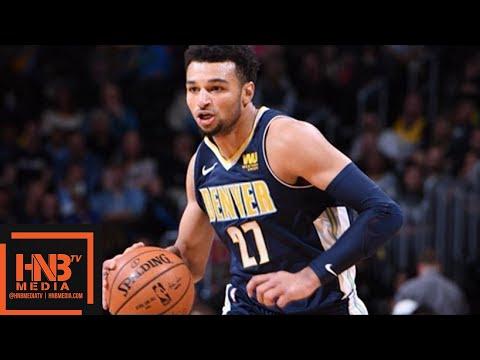 Xxx Mp4 Denver Nuggets Vs Sacramento Kings Full Game Highlights Week 6 2017 NBA Season 3gp Sex