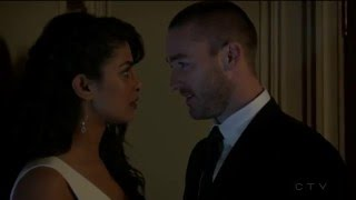 Jake McLaughlin (kiss scene #2)  Priyanka Chopra/Alex Parrish  - Quantico (tv series) #8
