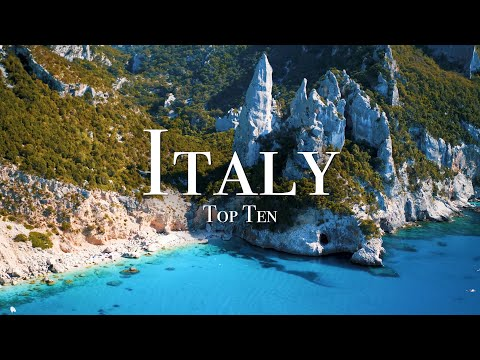 Top 10 Places To Visit In Italy 4K Travel Guide