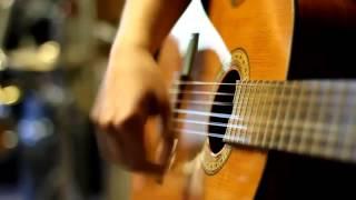 Amazing Spanish acoustic guitar melody