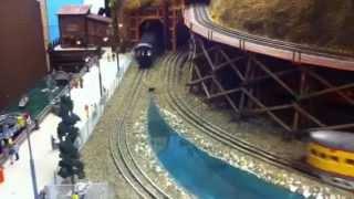 The JADA Railroad