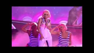 Nicki Minal feat Britney Spears Live at Billboard Music Awards 2011 HD 720p