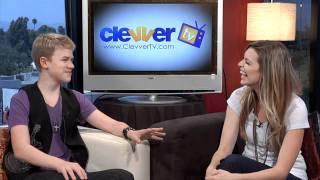 """Kenton Duty Interview: Disney Channel's """"Shake It Up"""""""