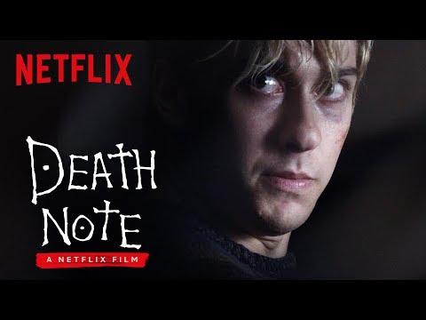 Death Note Teaser HD Netflix
