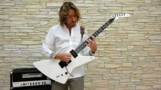 Romantic Guitar Instrumental (Explorer With P-Rails + Cornford Roadhouse)