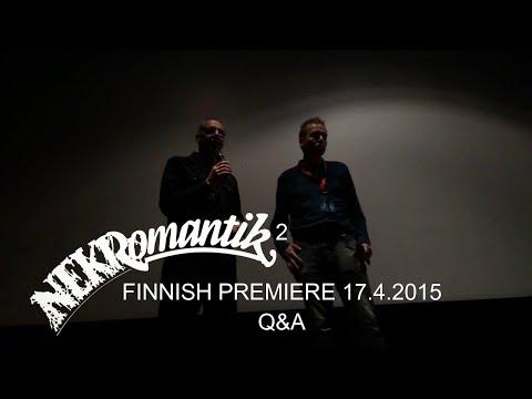 Xxx Mp4 Nekromantik 2 Finnish Premiere Q A 3gp Sex