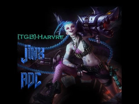 Xxx Mp4 TGB Harvre Gameplay Jinx ADC Season 5 3gp Sex