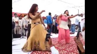 sapna Chodhary live Stage Stage Hot Dance