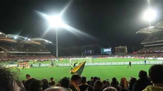 Australia vs Saudi Arabia National Anthems