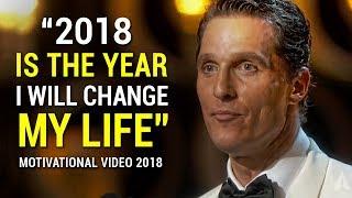 Matthew McConaughey's Life Advice Will Change Your Future (MUST WATCH) Motivational Speech 2018