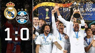 Cristiano Ronaldo sichert Real Titel: Real Madrid – Gremio 1:0 | Highlights | FIFA Klub-WM | DAZN