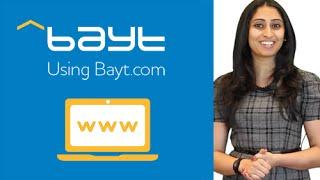 How to register on Bayt.com