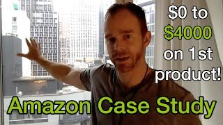 Case Study: How Christine went from $0 to $4000/month on 1 product
