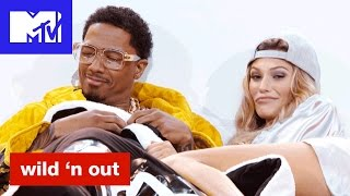 'Samantha Hoopes Gets Under the Covers w/ Nick Cannon' Official Sneak Peek | Wild 'N Out | MTV