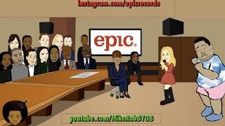 Epic Cartoon @Epic_Records x @MikeRobBYOB